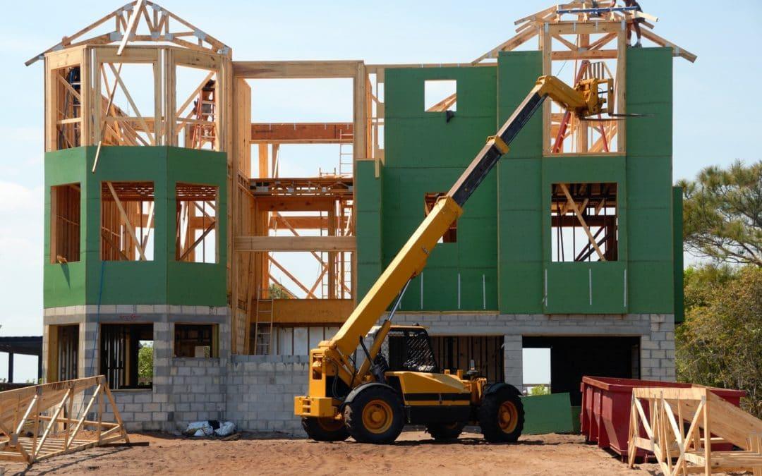Maison préfabriquée béton : Les meilleures maisons préfabriquées construites avec du béton