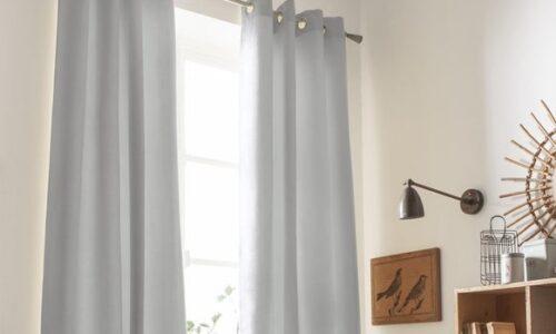 Choisir une tringle à rideau sans perçage pour une jolie décoration intérieure
