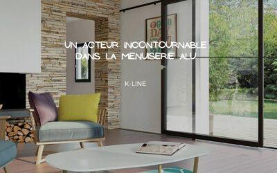Equiper votre habitat avec la gamme de fenetres novatrices K-Line