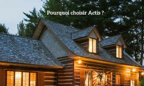 Améliorer le confort de votre habitat avec les isolants Actis