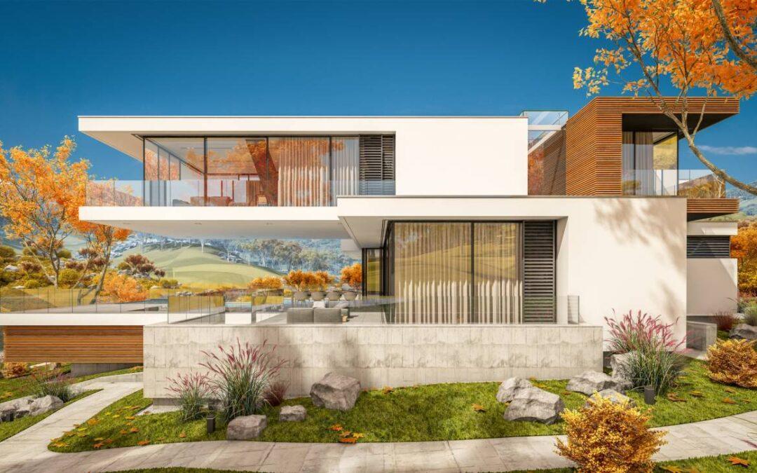 Jardin en pente : créez une descente de garage