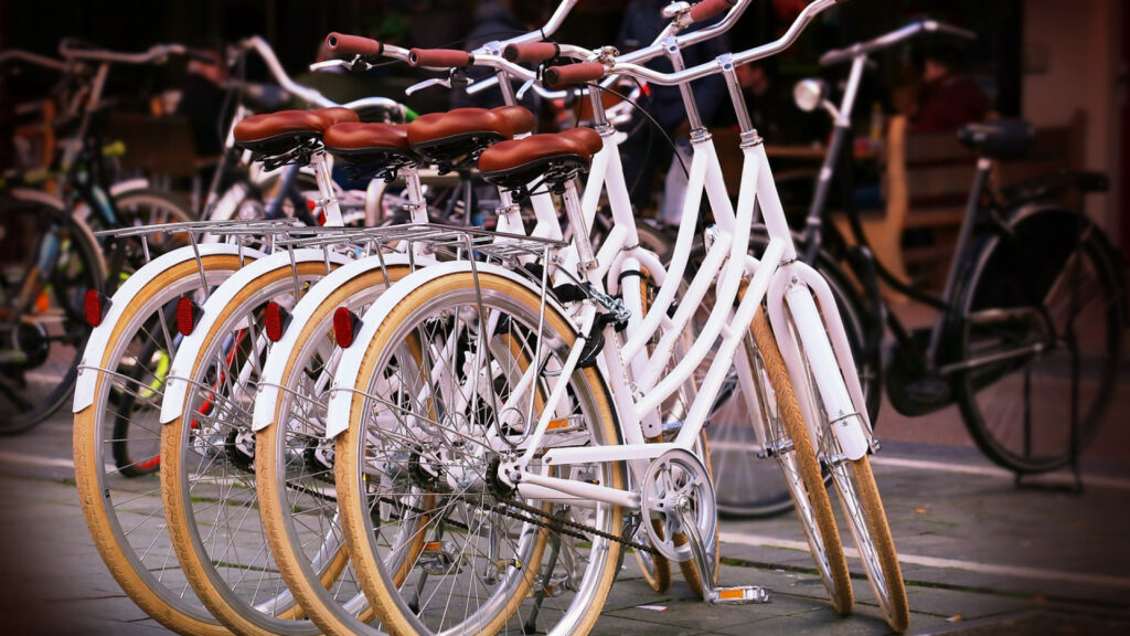 Concevoir un parking pour les vélos, c'est possible !
